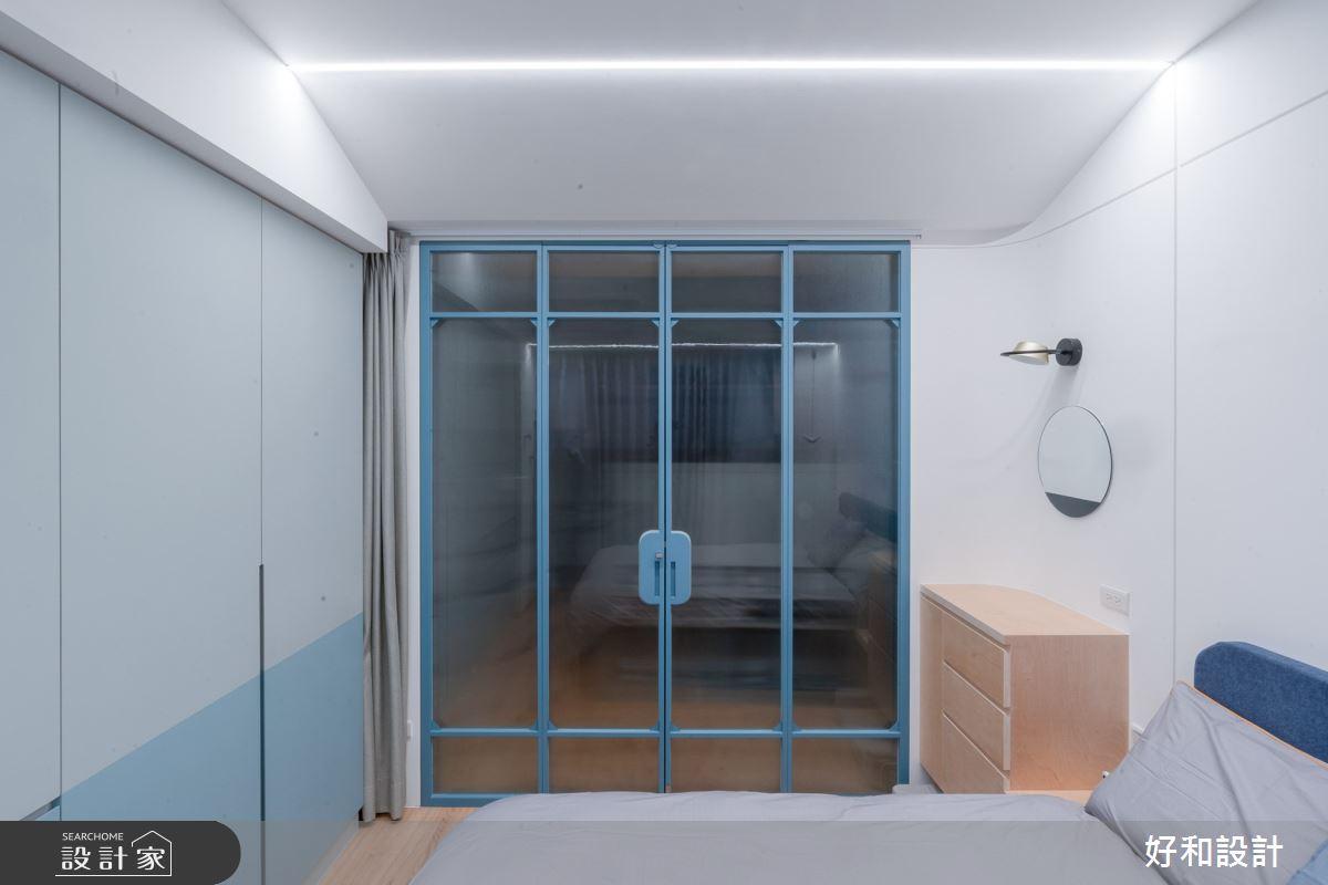 12坪新成屋(5年以下)_北歐風案例圖片_好和設計_好和_日日之12