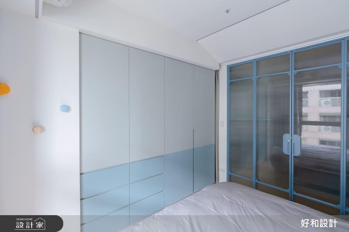 12坪新成屋(5年以下)_北歐風案例圖片_好和設計_好和_日日之13