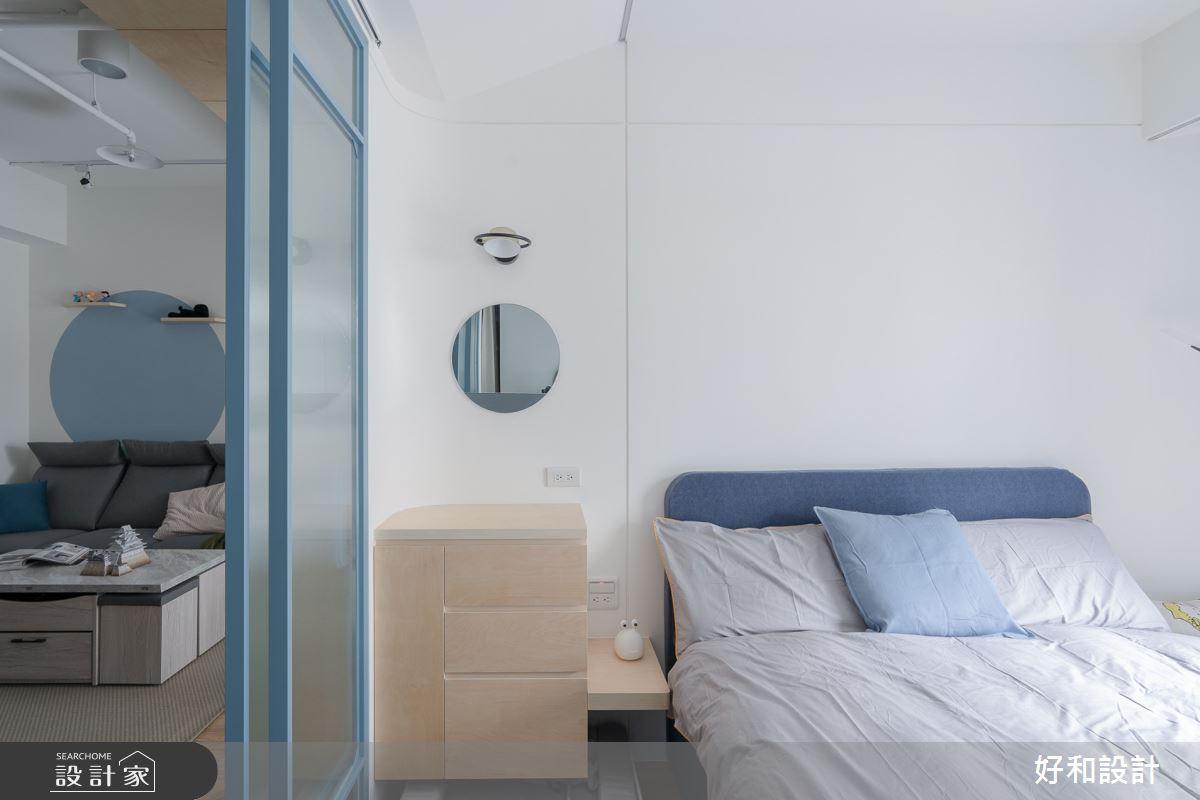 12坪新成屋(5年以下)_北歐風案例圖片_好和設計_好和_日日之14