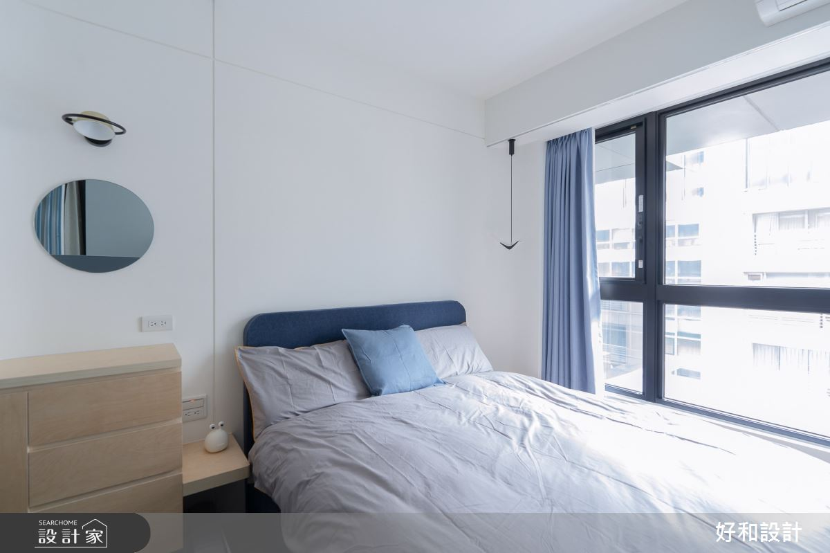 12坪新成屋(5年以下)_北歐風案例圖片_好和設計_好和_日日之16