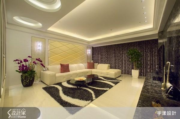 60坪新成屋(5年以下)_奢華風案例圖片_宇漾設計_宇漾_01之2