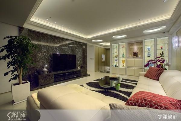 60坪新成屋(5年以下)_奢華風案例圖片_宇漾設計_宇漾_01之5