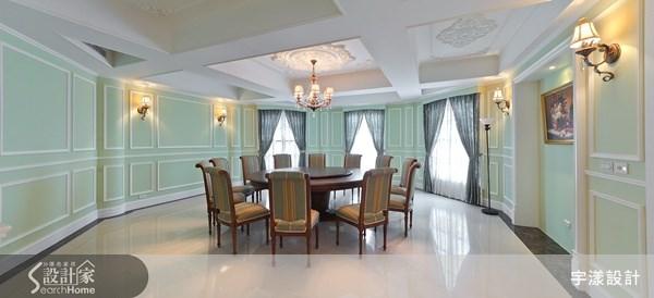 400坪新成屋(5年以下)_美式風案例圖片_宇漾設計_宇漾_05之1