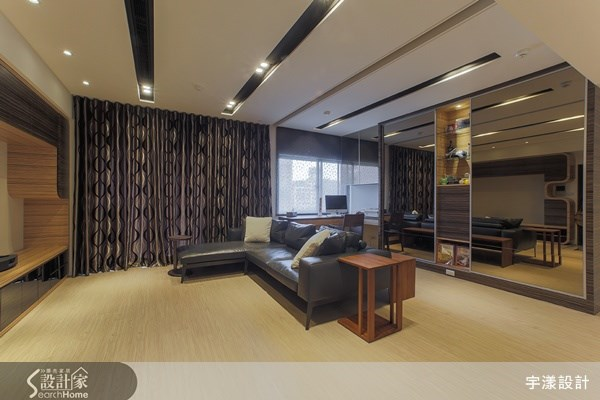 37坪新成屋(5年以下)_現代風案例圖片_宇漾設計_宇漾_06之4