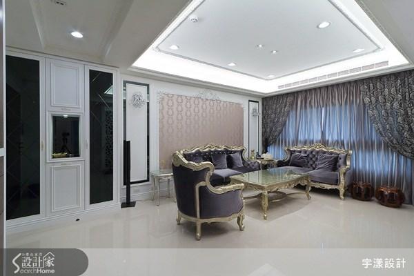 45坪新成屋(5年以下)_新古典案例圖片_宇漾設計_宇漾_07之2