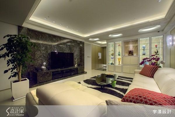 80坪新成屋(5年以下)_奢華風案例圖片_宇漾設計_宇漾_09之2
