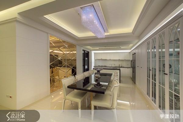 80坪新成屋(5年以下)_奢華風案例圖片_宇漾設計_宇漾_09之3