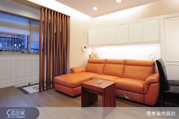 22坪中古屋(5~15年)_美式風案例圖片_橙美室內設計_橙美_02之4