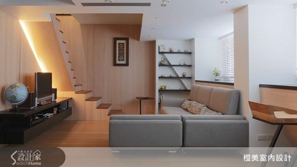 40坪老屋(16~30年)_現代風案例圖片_橙美室內設計_橙美_06之3