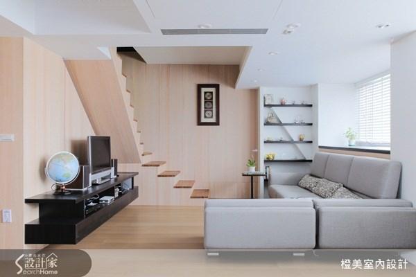 40坪老屋(16~30年)_現代風案例圖片_橙美室內設計_橙美_06之1