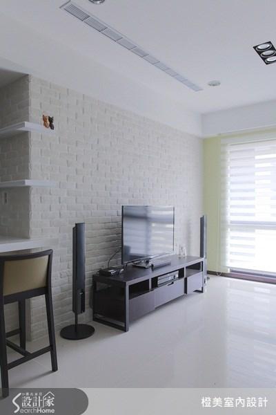 30坪新成屋(5年以下)_現代風案例圖片_橙美室內設計_橙美_07之9