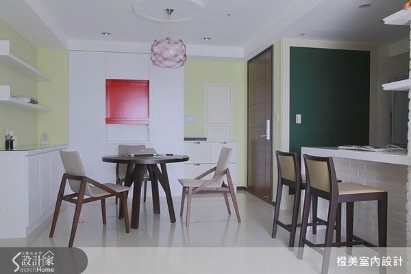 30坪新成屋(5年以下)_現代風案例圖片_橙美室內設計_橙美_07之12