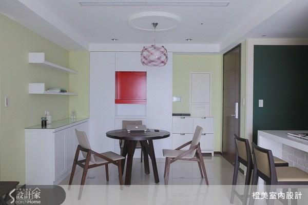 30坪新成屋(5年以下)_現代風案例圖片_橙美室內設計_橙美_07之14