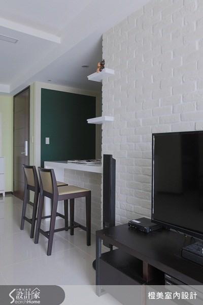 30坪新成屋(5年以下)_現代風案例圖片_橙美室內設計_橙美_07之11