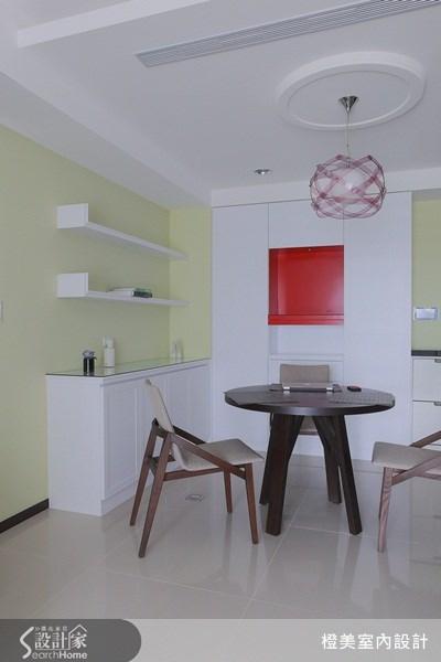 30坪新成屋(5年以下)_現代風案例圖片_橙美室內設計_橙美_07之13