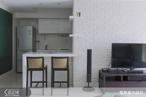 30坪新成屋(5年以下)_現代風案例圖片_橙美室內設計_橙美_07之8