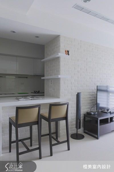 30坪新成屋(5年以下)_現代風案例圖片_橙美室內設計_橙美_07之7