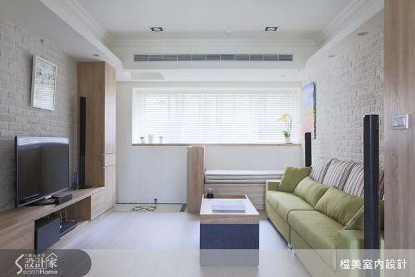 24坪中古屋(5~15年)_現代風案例圖片_橙美室內設計_橙美_09之1