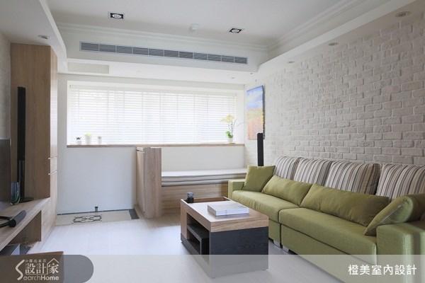 24坪中古屋(5~15年)_現代風案例圖片_橙美室內設計_橙美_09之2
