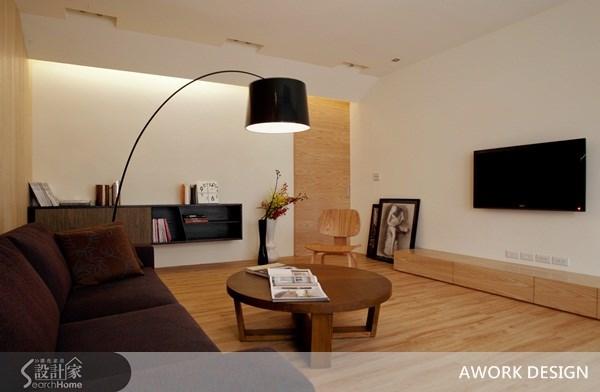 25坪老屋(16~30年)_北歐風案例圖片_AWORK DESIGN而沃設計_而沃_02之1