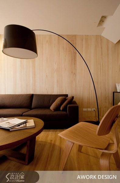 25坪老屋(16~30年)_北歐風案例圖片_AWORK DESIGN而沃設計_而沃_02之4