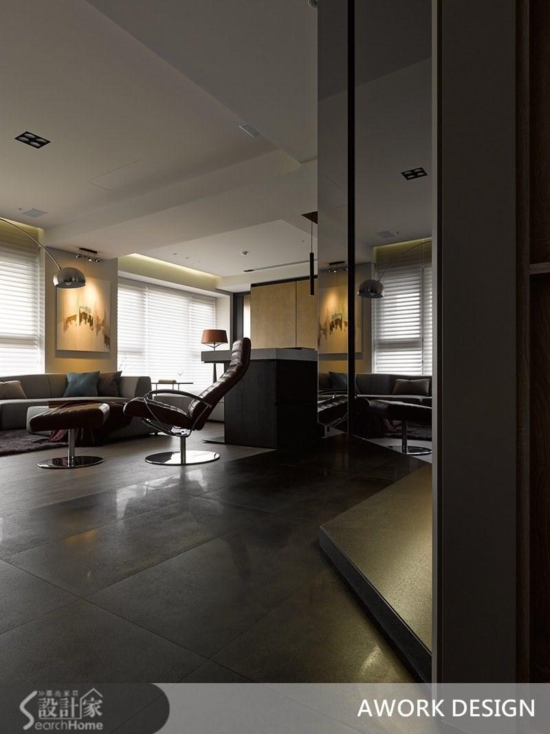 60坪新成屋(5年以下)_現代風案例圖片_AWORK DESIGN而沃設計_而沃_05之2