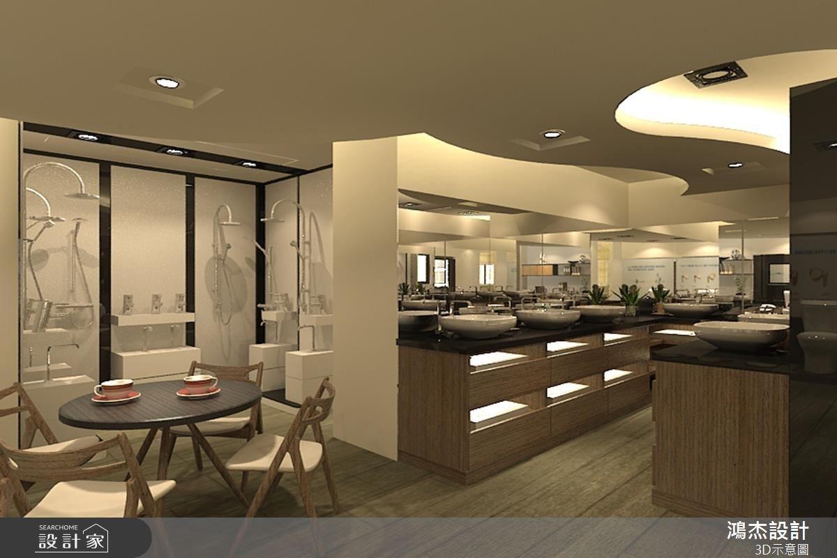 26坪老屋(16~30年)_現代風商業空間案例圖片_鴻杰室內設計_鴻杰_07之4