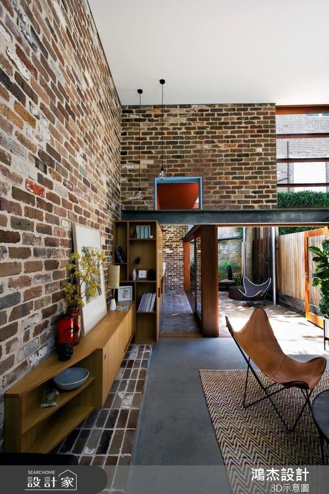 56坪老屋(16~30年)_工業風商業空間案例圖片_鴻杰室內設計_鴻杰_45之3