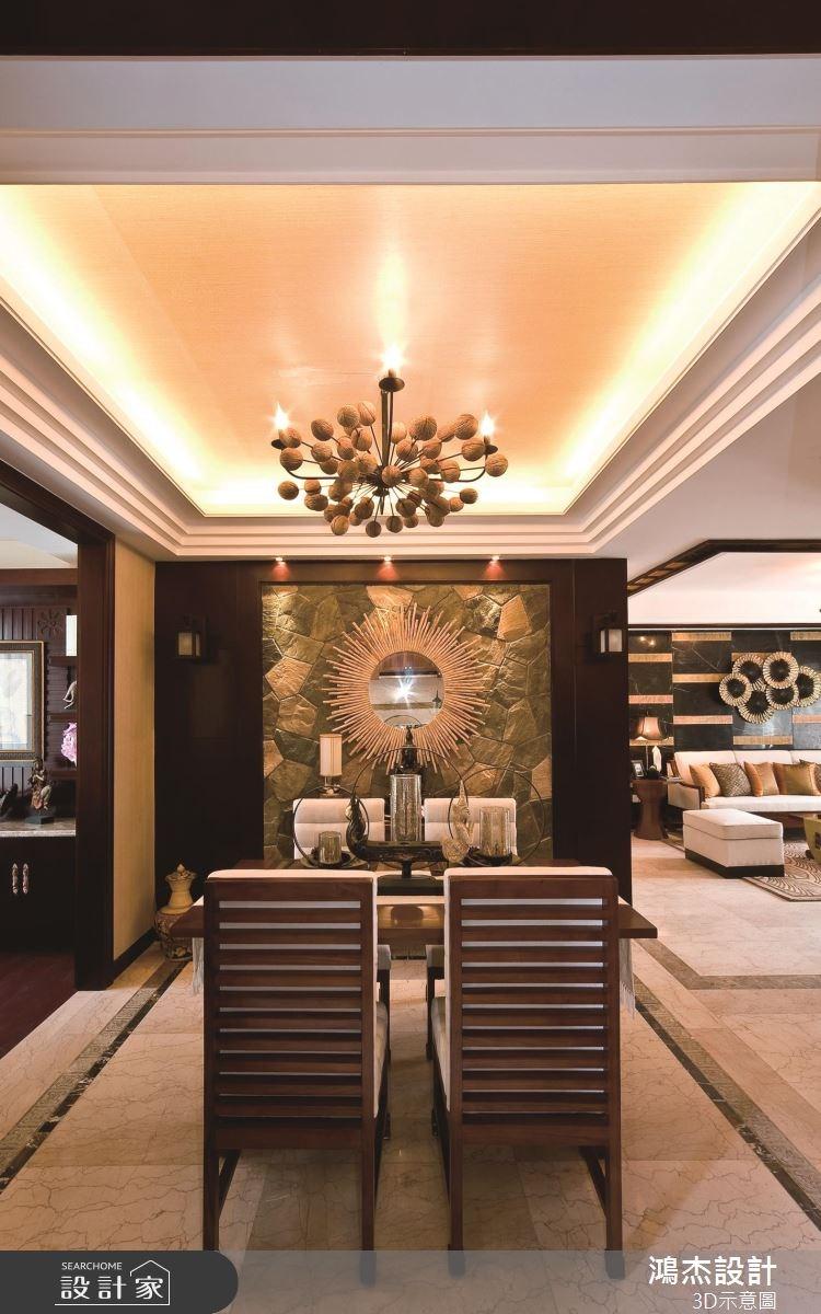 57坪老屋(16~30年)_新中式風案例圖片_鴻杰室內設計_鴻杰_46之2