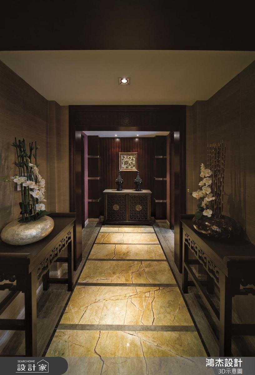 57坪老屋(16~30年)_新中式風佛堂案例圖片_鴻杰室內設計_鴻杰_46之9