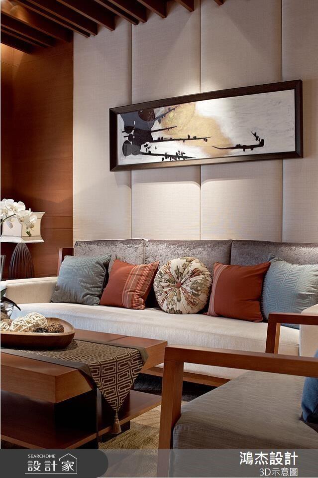 68坪新成屋(5年以下)_奢華風案例圖片_鴻杰室內設計_鴻杰_57之4