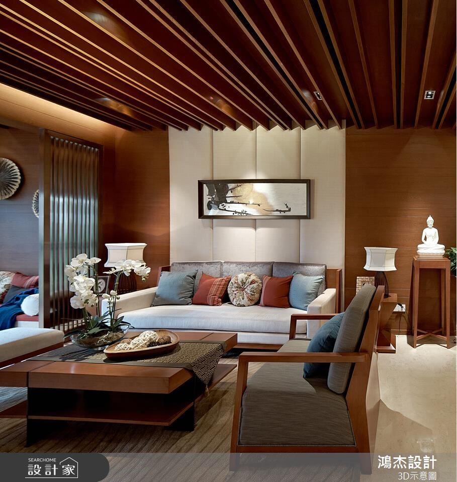 68坪新成屋(5年以下)_奢華風案例圖片_鴻杰室內設計_鴻杰_57之3