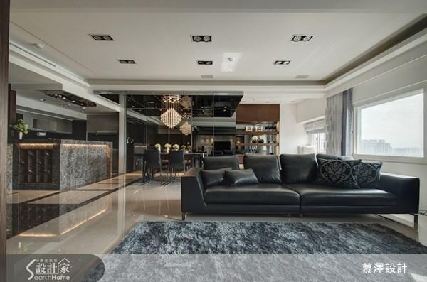 88坪新成屋(5年以下)_奢華風案例圖片_慕澤設計室內裝修股份有限公司_慕澤_13之2