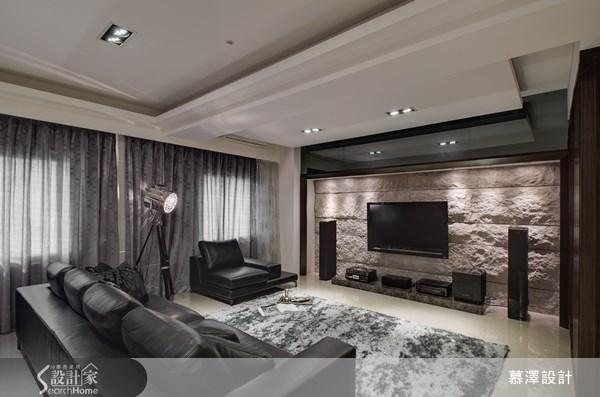 88坪新成屋(5年以下)_奢華風案例圖片_慕澤設計室內裝修股份有限公司_慕澤_13之3