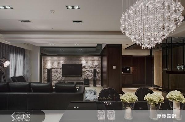 88坪新成屋(5年以下)_奢華風案例圖片_慕澤設計室內裝修股份有限公司_慕澤_13之4