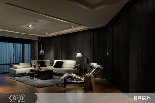 82坪新成屋(5年以下)_現代風案例圖片_慕澤設計室內裝修股份有限公司_慕澤_14之3