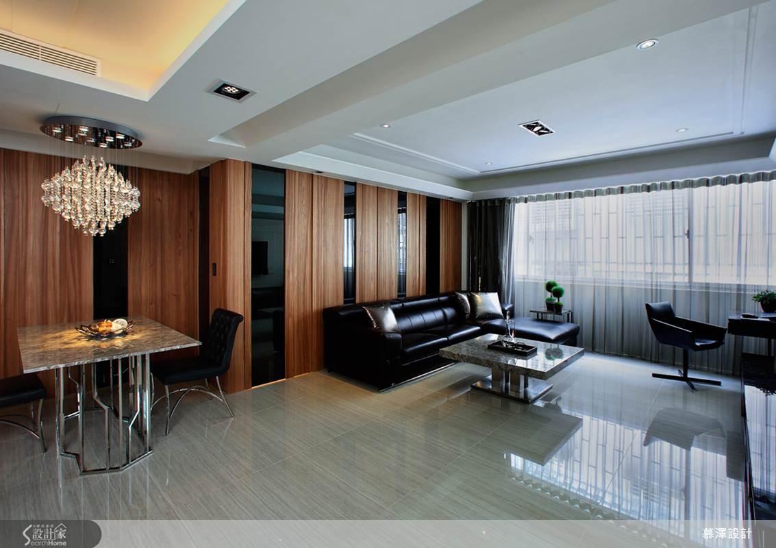 35坪新成屋(5年以下)_簡約風案例圖片_慕澤設計室內裝修股份有限公司_慕澤_15之2