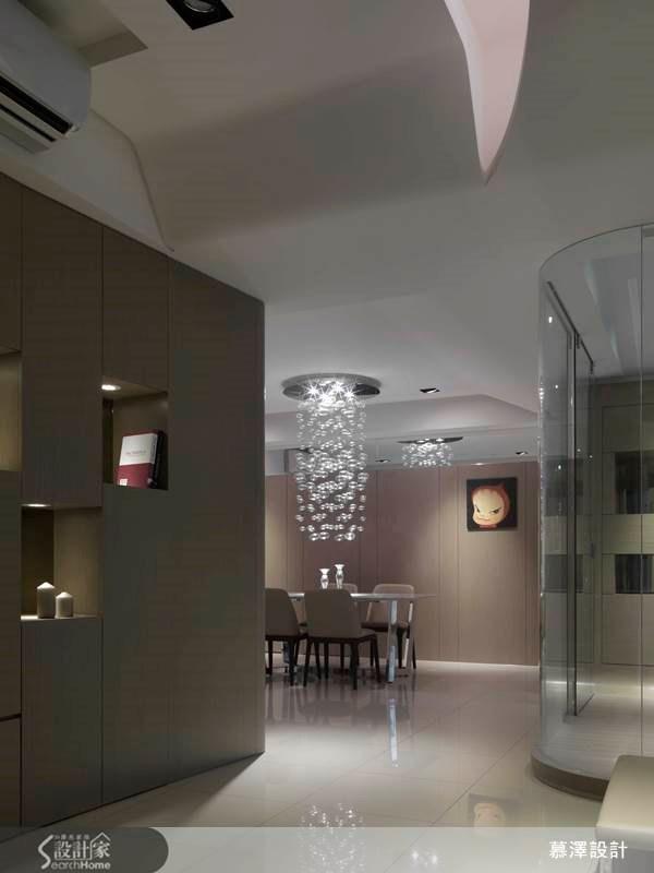48坪新成屋(5年以下)_現代風案例圖片_慕澤設計室內裝修股份有限公司_慕澤_17之2
