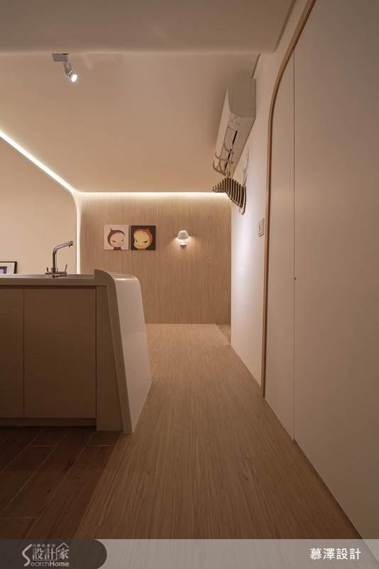 17坪新成屋(5年以下)_北歐風案例圖片_慕澤設計室內裝修股份有限公司_慕澤_20之2