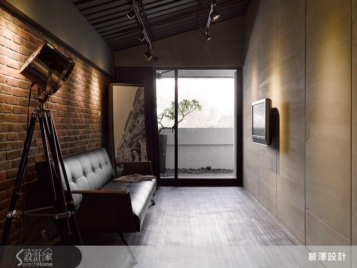 20坪中古屋(5~15年)_工業風案例圖片_慕澤設計室內裝修股份有限公司_慕澤_21之5