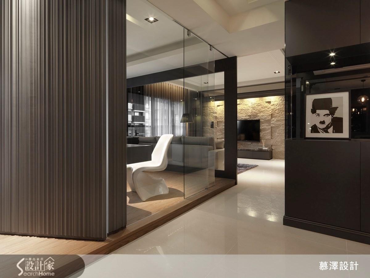 40坪_新古典案例圖片_慕澤設計室內裝修股份有限公司_慕澤_23之4