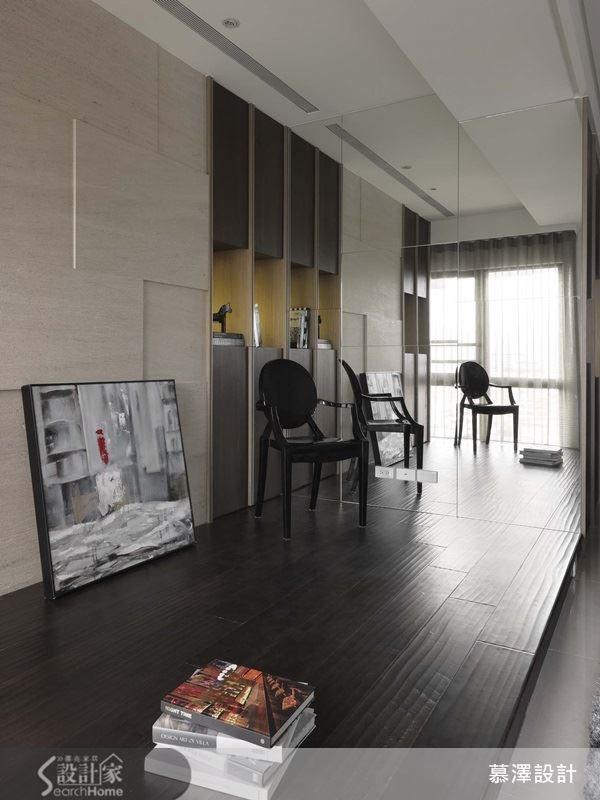 45坪新成屋(5年以下)_現代風案例圖片_慕澤設計室內裝修股份有限公司_慕澤_27之4