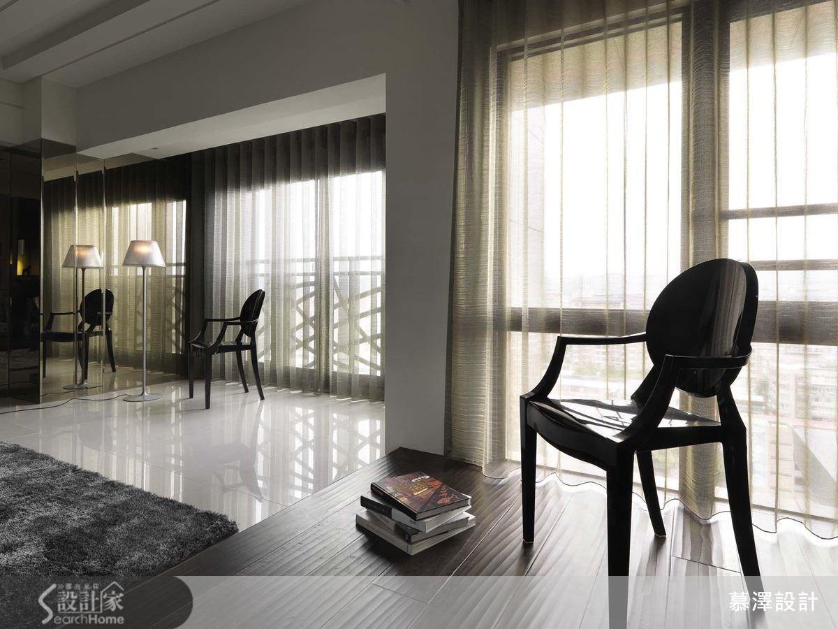 45坪新成屋(5年以下)_現代風案例圖片_慕澤設計室內裝修股份有限公司_慕澤_27之5