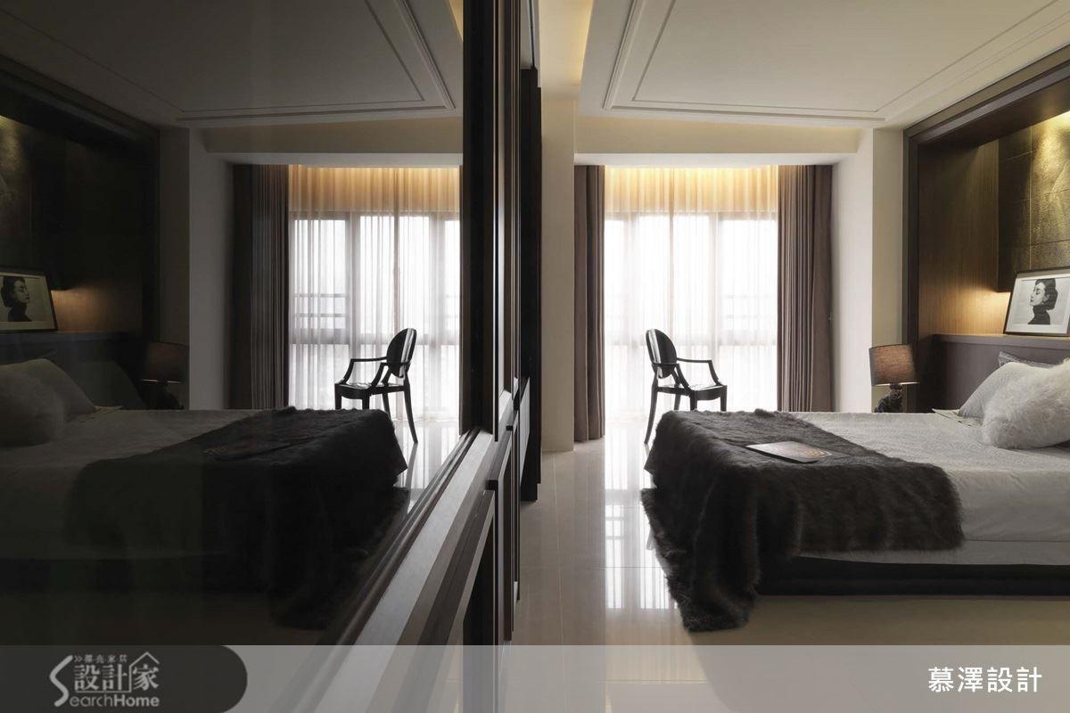 45坪新成屋(5年以下)_現代風案例圖片_慕澤設計室內裝修股份有限公司_慕澤_27之7