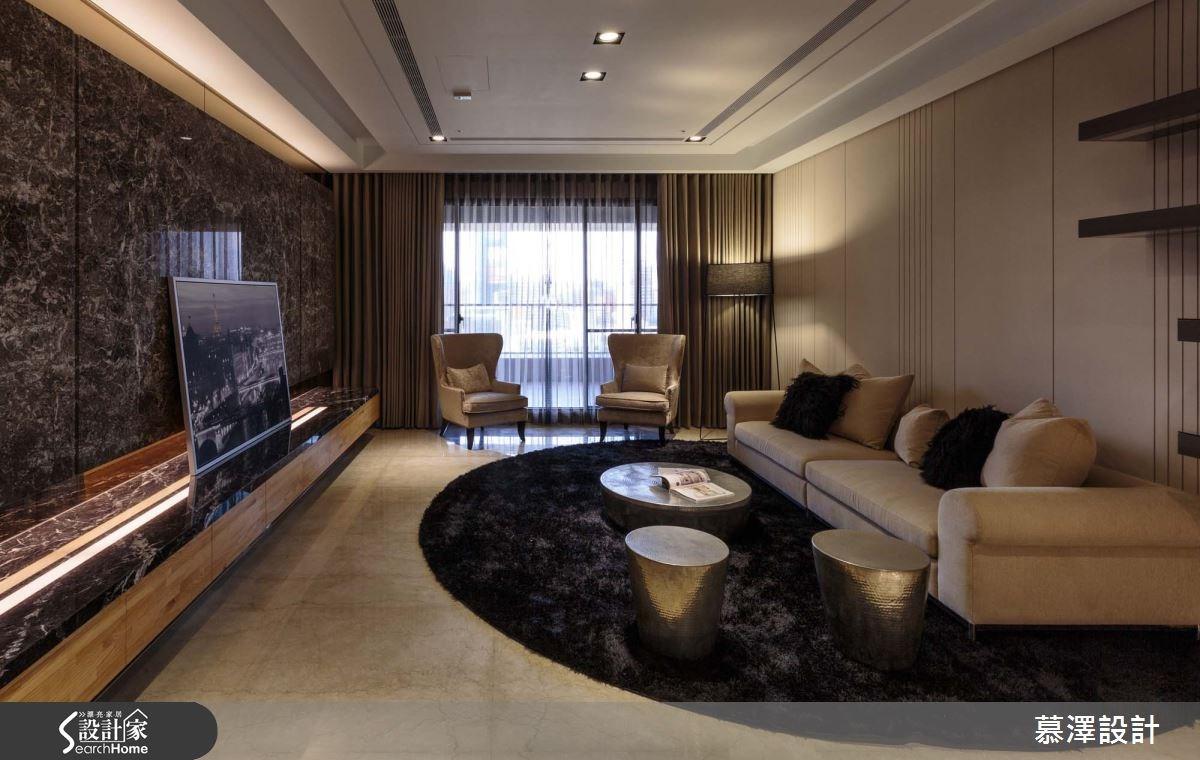90坪新成屋(5年以下)_現代風案例圖片_慕澤設計室內裝修股份有限公司_慕澤_28之1
