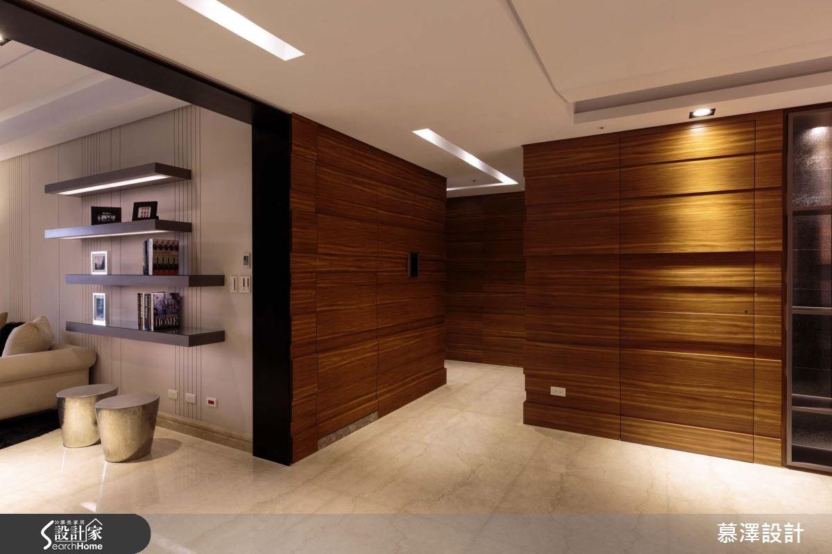 90坪新成屋(5年以下)_現代風案例圖片_慕澤設計室內裝修股份有限公司_慕澤_28之4