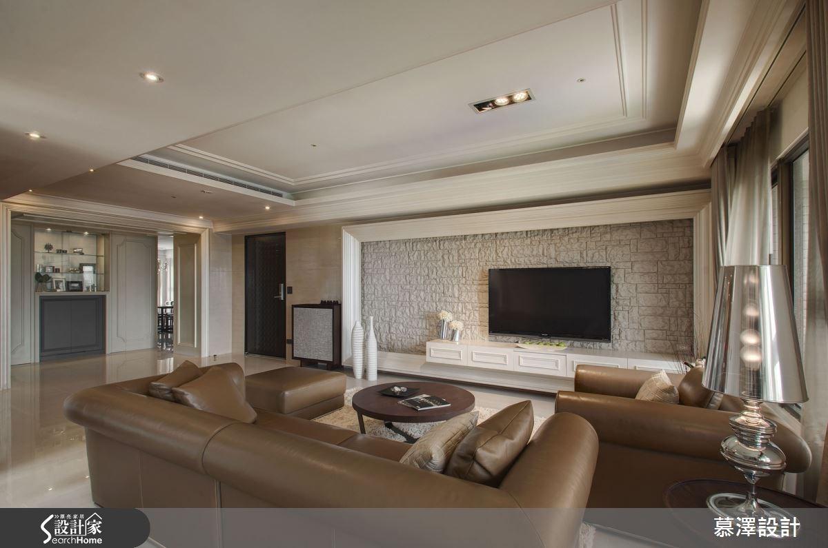 108坪新成屋(5年以下)_新古典案例圖片_慕澤設計室內裝修股份有限公司_慕澤_31之1
