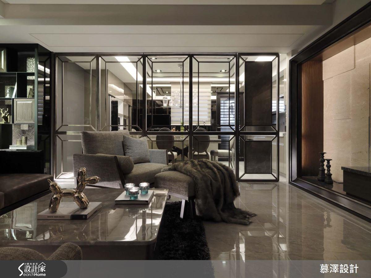 36坪新成屋(5年以下)_現代風案例圖片_慕澤設計室內裝修股份有限公司_慕澤_33之3