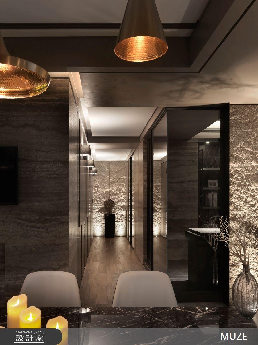 60坪新成屋(5年以下)_奢華風餐廳案例圖片_慕澤設計室內裝修股份有限公司_慕澤_36之8