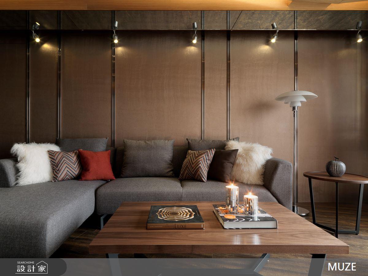 40坪老屋(16~30年)_現代風客廳案例圖片_慕澤設計室內裝修股份有限公司_慕澤_41之4